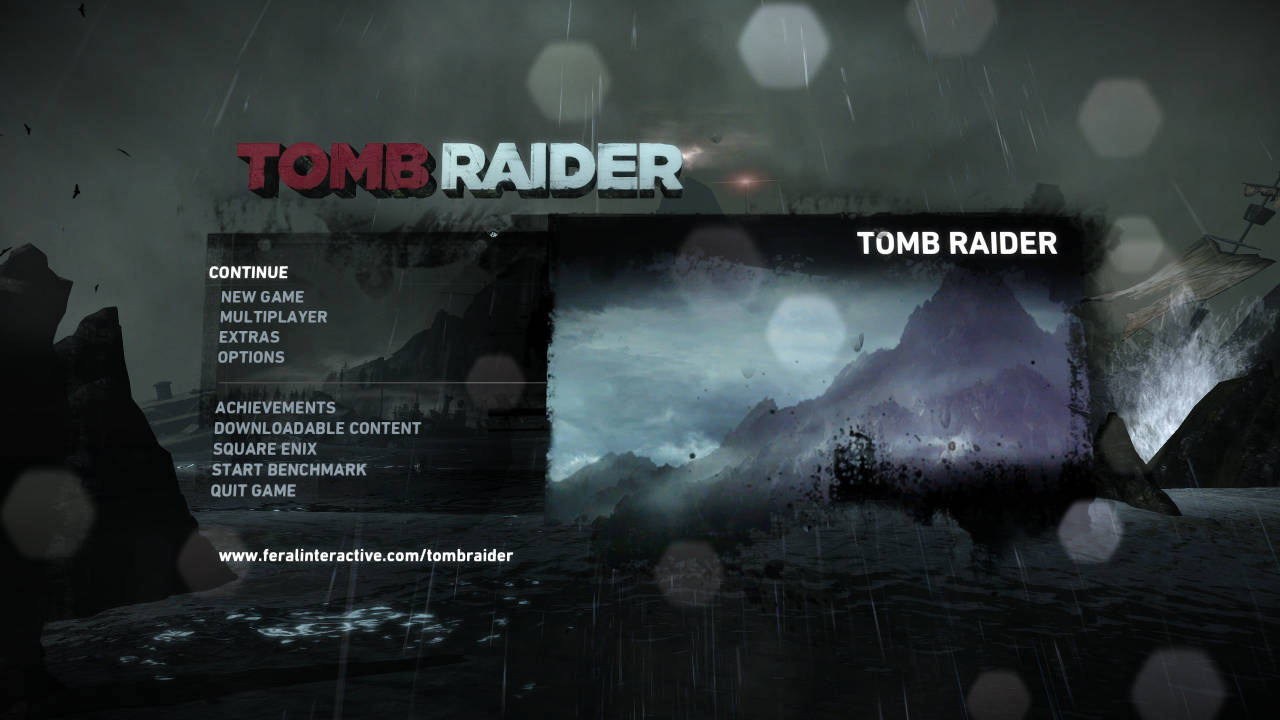 Tomb Raider Manual