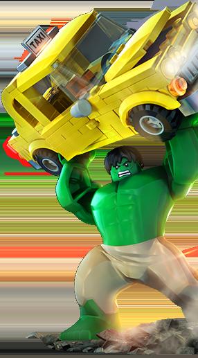 Feral Support | LEGO® Marvel™ Super Heroes