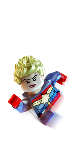 Feral Support Lego Marvel Super Heroes 2
